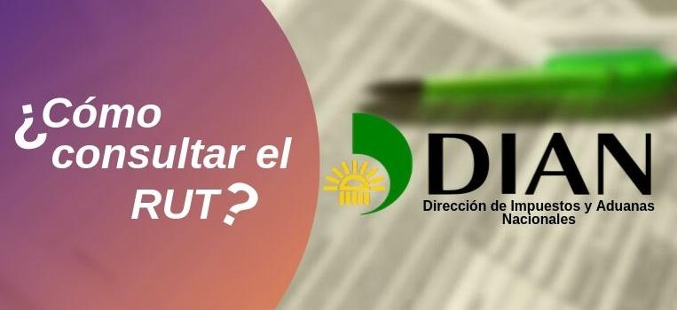 Cómo consultar el RUT en Colombia