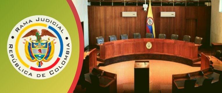 Qué es la Rama Judicial en Colombia