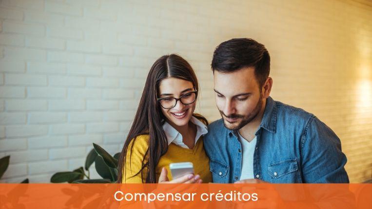 compensar creditos