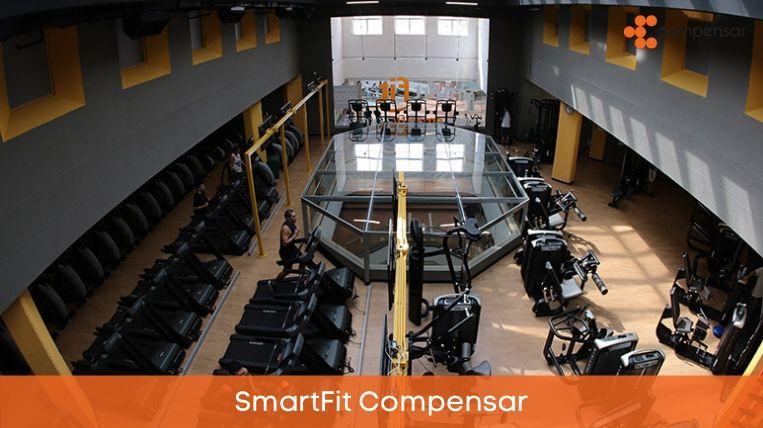 compensar y smartfit